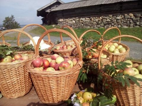 Остров Кижи отмечает свой главный праздник