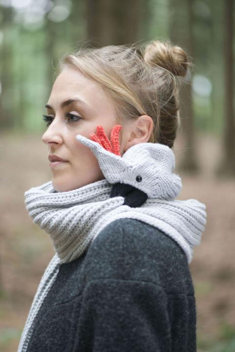 Самые креативные шарфики