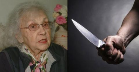 Слова 88-летней пенсионерки заставили вора удирать в панике