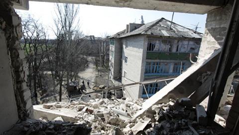 Украина не планирует силой в…