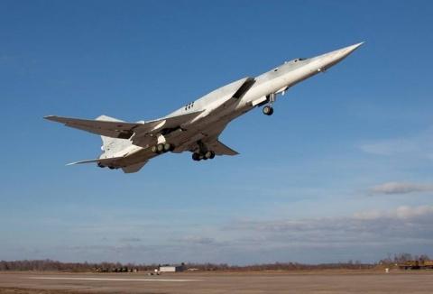 Очередной Ту-22М3 передан в эксплуатацию