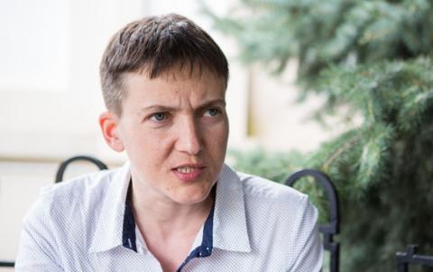Савченко: Хочу разбудить укр…