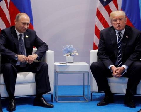 Трамп объявил войну России, …