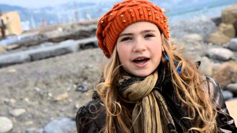 Девочка решила спеть одну из самых тяжелых песен в мире. Потрясающе!