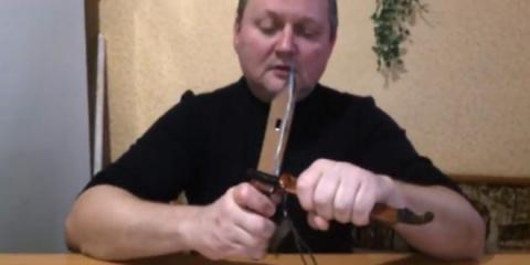 Обзор: Хитрости штык ножа