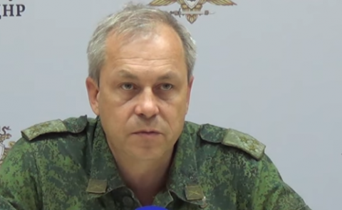 Басурин: награды от Порошенко вдохновили боевиков «АТО» на новые обстрелы ДНР в нарушение перемирия