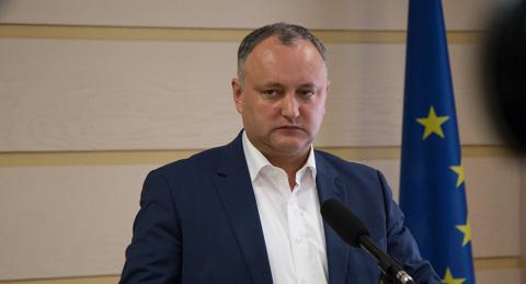 Президент Молдавии сделал важное заявление по Приднестровью