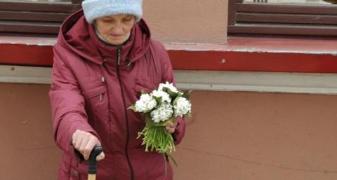 Крымская бабушка с псориазом…