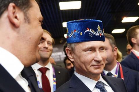 Путин сделал то, что Украина…