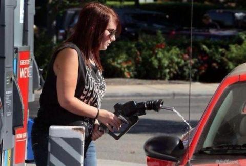Женщины и машины несовместимы