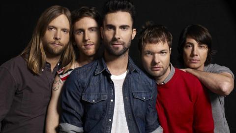 "ЗАРУБЕЖКА. Группа ""Maroon 5"""