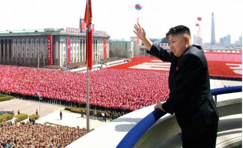 Маленькая КНДР побеждает там…