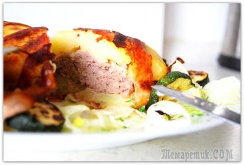 Крошка, картошка...готовим дома...