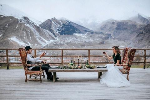 Свадьба в Грузии. Традиции и интересные факты о свадьбе в Грузии