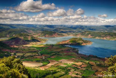 Сказочная красота: озеро Sal…