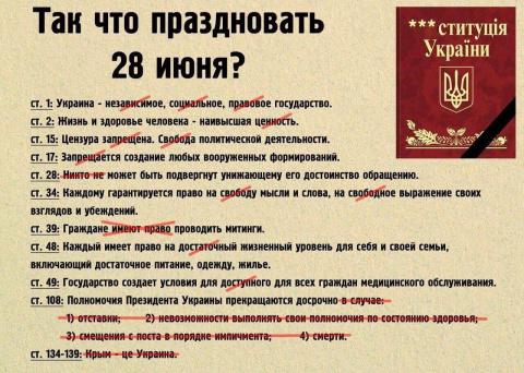 Траурный день для Украины. Алексей Журавко
