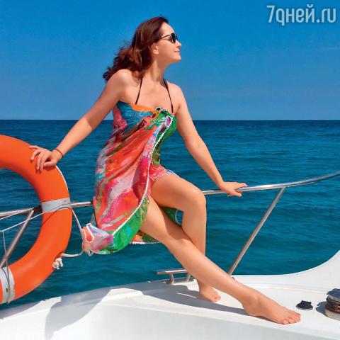 Ольга Кабо: «Мой тренажер ум…