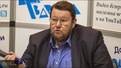 Сатановский жестко осадил Бома: Человек из страны убийц – закрой рот...