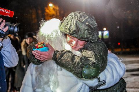 Военные инженеры вернулись домой
