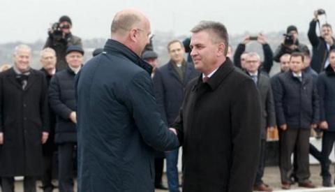 Премьер Молдавии и глава При…
