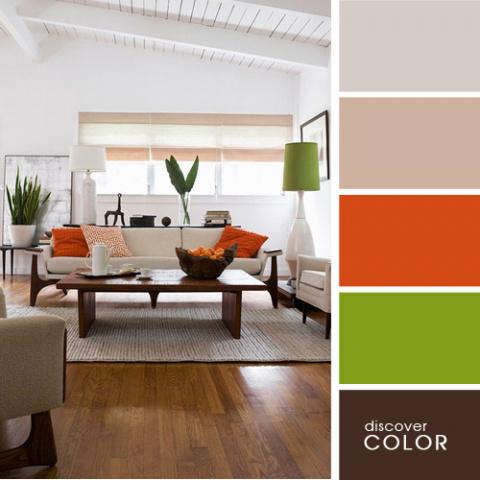 Идеальные цвета для вашего д…