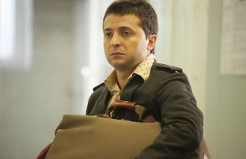 Украинский актер и шоумен Владимир Зеленский выразил свое возмущение