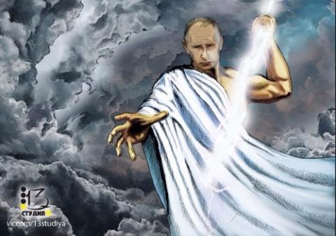 """Страна 404. Срочно! Путин """"приказал"""" бомбить Киев! Ужасные разрушения!"""