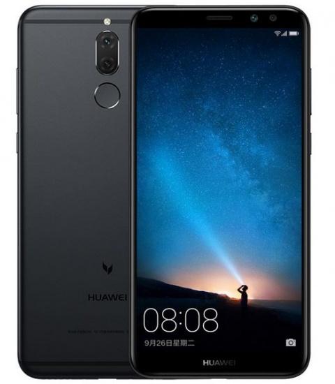 Представлен смартфон Huawei Maimang 6 с четырьмя камерами