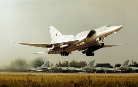 «Убийцы авианосцев» Ту-22м3 …