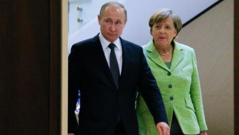 Германия и Австрия пошли про…