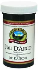 Опыт применения препарата фирмы NSР Pau d-Arco для лечения больных с грибковыми поражениями кожи и ногтей