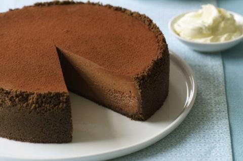 Восхитительный тортик… И его…