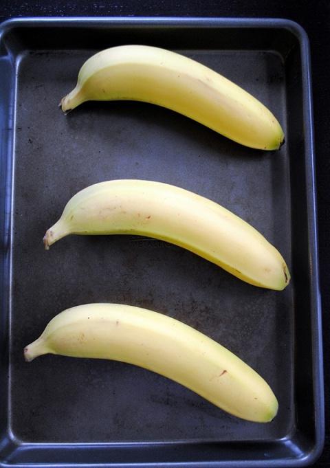 Как заставить дозреть бананы…
