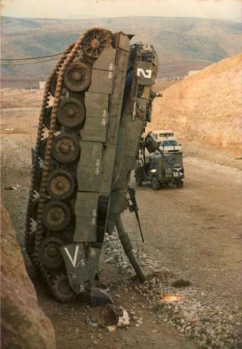 Тяжела жизнь начинающего танкиста