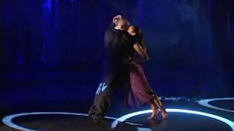Марсела Дюран и Карлос Гавито. Танго
