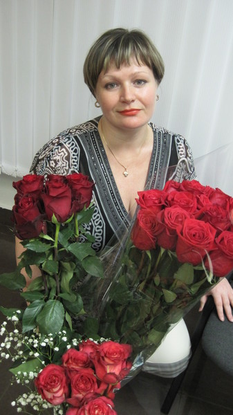 Светлана Рябкова