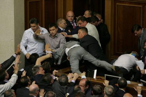 АТОшник vs Нардеп: «Ты не во…