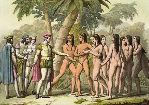 История «путешествия» сифили…