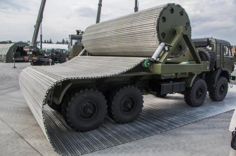 «Алюминиевый ковер» дает войскам России некоторую гибкость
