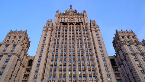 В МИД РФ назвали неприемлемым удар США по сирийским войскам