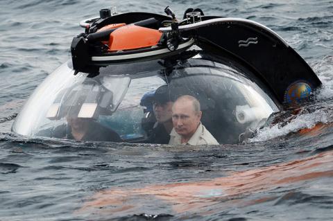 А во время секса с женой вы тоже о Путине думаете?