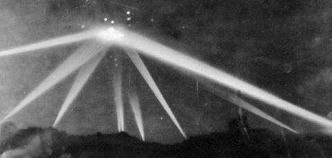 Старые фотографии НЛО — без фотошопа