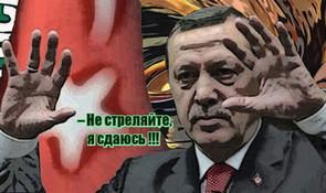 Почему покаялся Эрдоган?