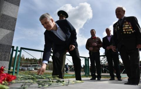 Врио Главы Карелии поздравил пограничников с профессиональным праздником