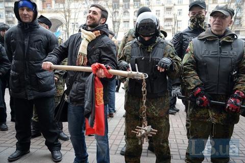 «Как соблюдались бы права крымчан в «новой» Украине — мы поняли 26 февраля 2014 года»
