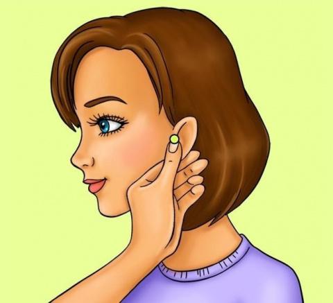 Пять точек на теле, которые избавят вас от лишнего веса
