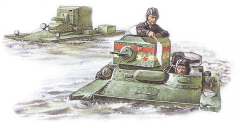 Наша история - Танк Т-37А
