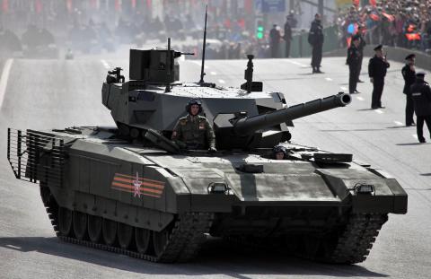 Чьи танки способны победить …