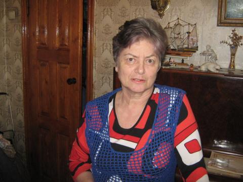 Земфира Константиновна Сыроваткина