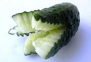 КАРВИНГ Художественная резьба по овощам и фруктам Часть 1